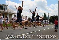 Alpha NJ 100th Anniversary Parade