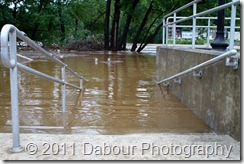 Stairway To Flood