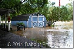 Pohatcong Creek Flooding