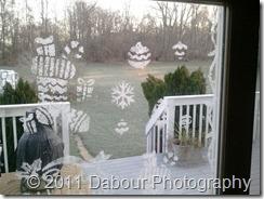 Christmas Windows Stencils (1/2)