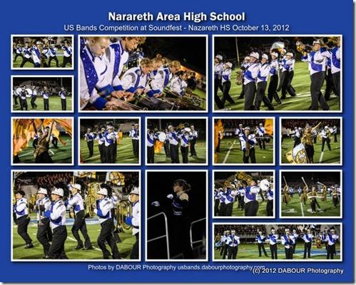 2012 Soundfest Nazareth HS