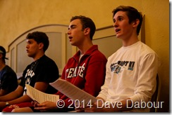 Photos From Second 2014 Freddy Awards Rehearsal (1/6)