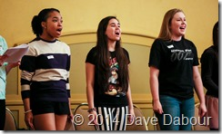 Photos From Second 2014 Freddy Awards Rehearsal (2/6)