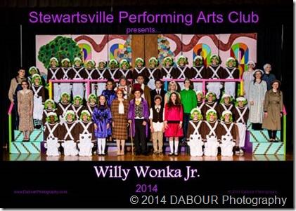 "SPAC ""Willy Wonka Jr."""