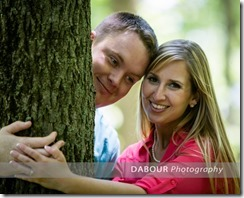 Lindsey & Tim Engagement Photos