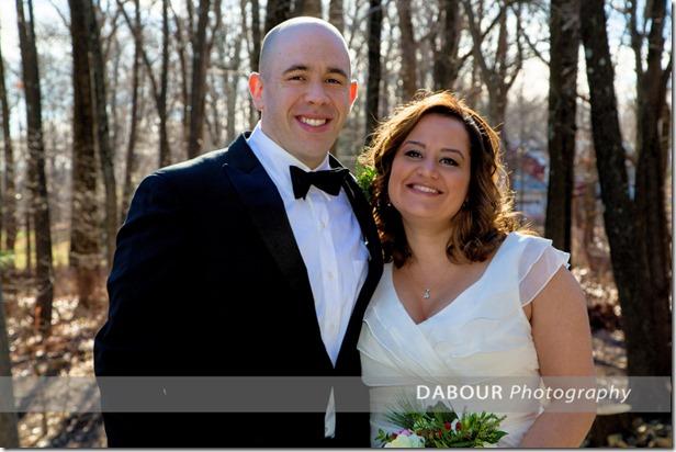 High Bridge New Jersey Wedding (1/6)