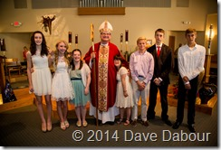 CHS Confirmation 2014