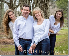 Modde Family Portraits
