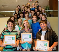 SKIT Takes Home 4 Perry Awards in 2014