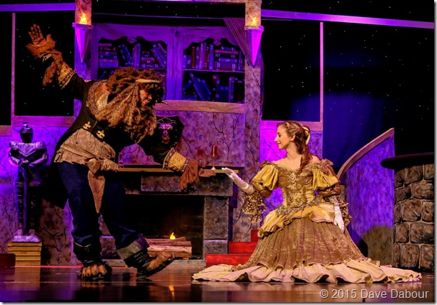 """SKIT's """"Beauty and the Beast"""" (1/5)"""