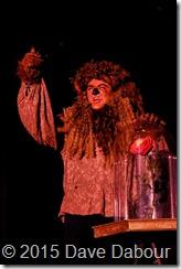 "SKIT ""Beauty and the Beast"" Thursday Tech Rehearsal"