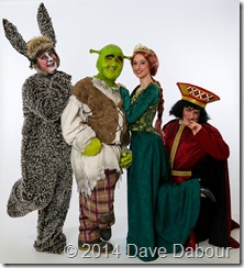 "SKIT's ""Shrek the Musical"" Publicity Photos"