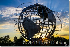 Unisphere Photo Walk