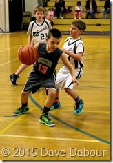 Greenwich Gladiators Boys U09C Basketball Feb 28 2015