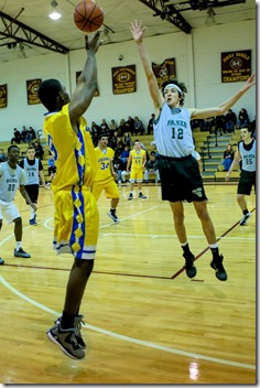 Greenwich Rockets Championship Game March 1 2015