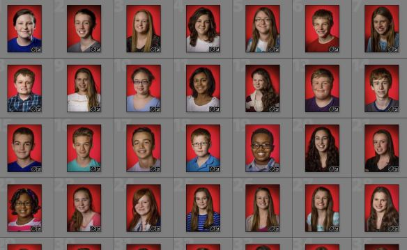 "Head Shots for SPAC's upcoming production of ""Bye Bye Birdie"""