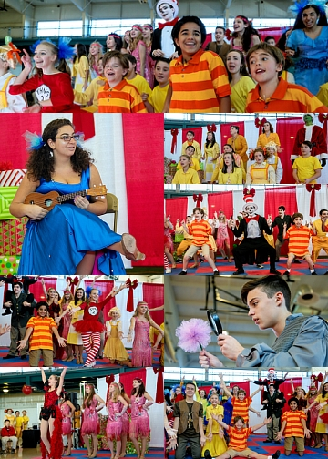 """Preview of SKIT's upcoming """"Seussical the Musical"""" at HealthQuest"""