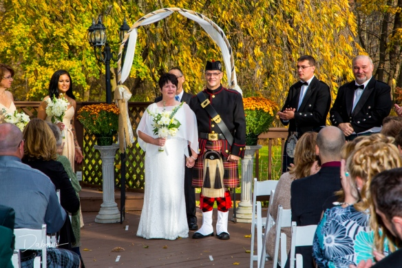 Jacqueline and Scott Ferguson Wedding November 5, 2016